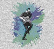 Dave Matthews Watercolor Dance Kids Clothes