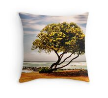 Little Playthings of the Wind Throw Pillow