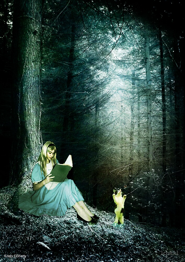 a peaceful place to read alice by 1chick1
