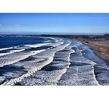 Crescent Beach Photographic Print