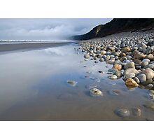 Blue Cliffs Beach. Photographic Print