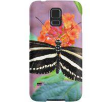 Zebra Longwing Samsung Galaxy Case/Skin