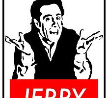 OBEY Seinfeld by cmcgaffin