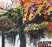 """Jason Isbell and the 400 Unit Album Cover"" by Browan Lollar"