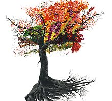 """Flight Of The Tree"" by Browan Lollar"
