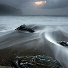 Jackson Bay. by Michael Treloar