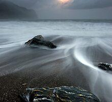 Jackson Bay. by Michael Treloar