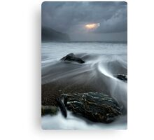Jackson Bay. Canvas Print