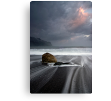 Jackson Bay, West Coast, NZ. Canvas Print