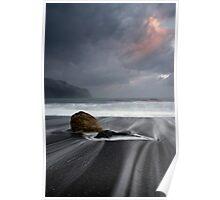 Jackson Bay, West Coast, NZ. Poster