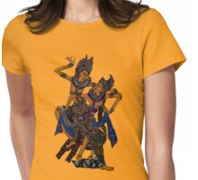 Balinese T-shirt Womens Fitted T-Shirt