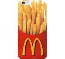 McDonald's Fries iPhone Case/Skin
