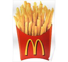 McDonald's Fries Poster