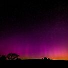 Aurora In The Yorkshire Dales! by Sandra Cockayne