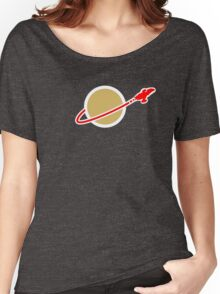 LEGO SPACE SERENITY (FIREFLY) Women's Relaxed Fit T-Shirt