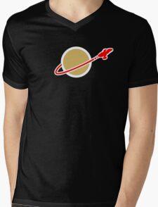 LEGO SPACE SERENITY (FIREFLY) Mens V-Neck T-Shirt