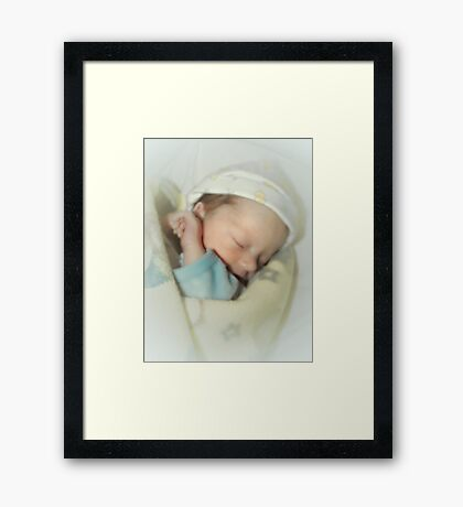 There's No Place Like Home... Framed Print