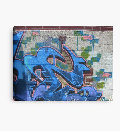 Jest Graffiti Art Canvas Print