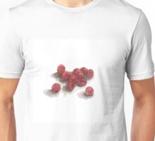 Ripe Red Radberries Unisex T-Shirt