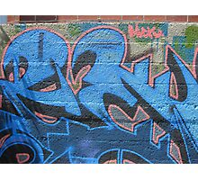 Jest Graffiti Photographic Print
