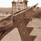 Machine Rust by jesticles
