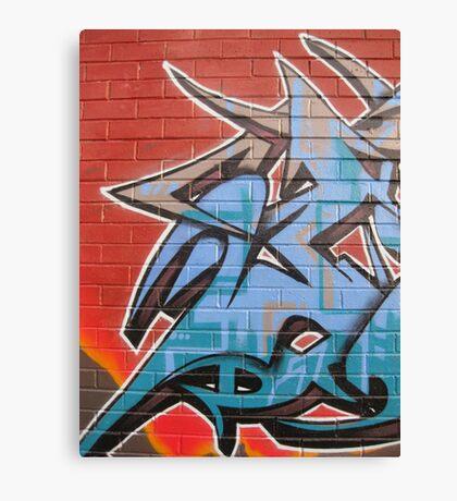 Jest Graffiti Canvas Print