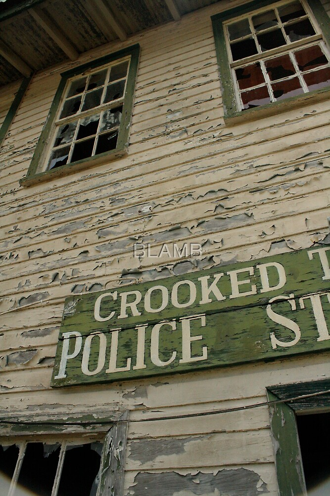 Crooked Police by BLAMB