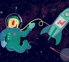 Astronauts can float by smokinghound