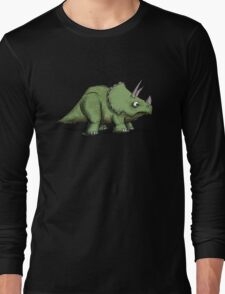 Trike - triceratops Long Sleeve T-Shirt