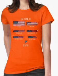 Flag Folding 101 T-Shirt