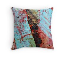 Brush Up Throw Pillow