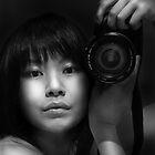 Self Portrait by vnysia