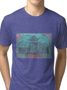 Tree of Knowledge Tri-blend T-Shirt