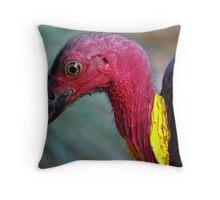 Turkey Throw Pillow