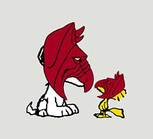 Battle Dog and Battle Bird Unisex T-Shirt