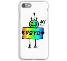 VOYD - Robots iPhone Case/Skin