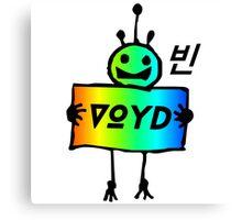 VOYD - Robots Canvas Print