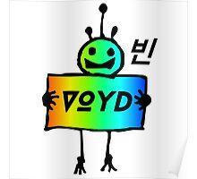 VOYD - Robots Poster