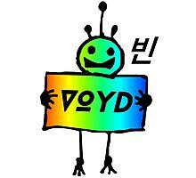 VOYD - Robots Photographic Print
