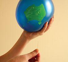 Pop the balloon by vnysia