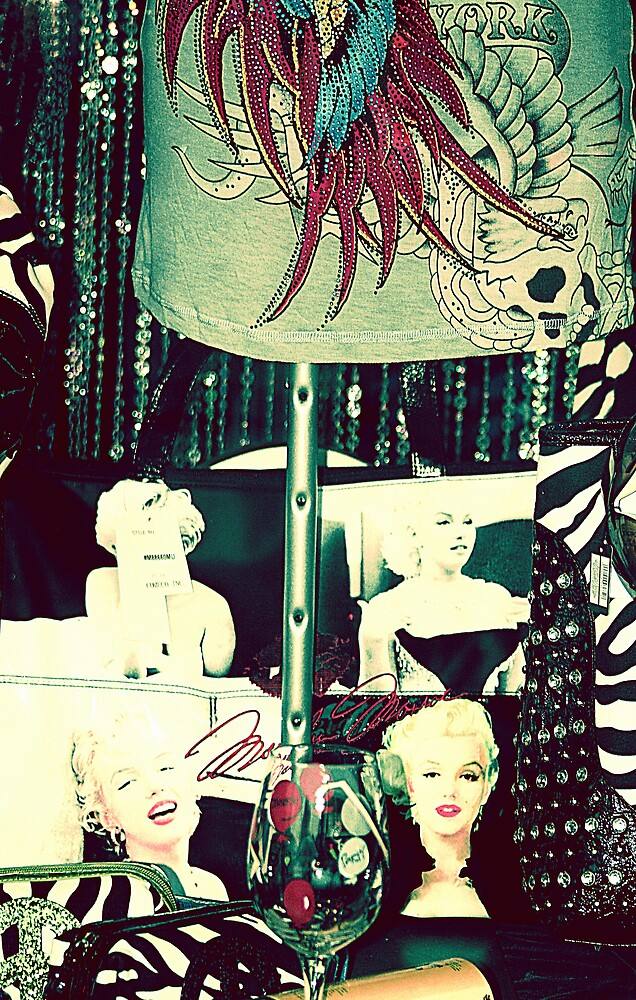 How Much Is That Marilyn in the Window?  by Trish Mistric