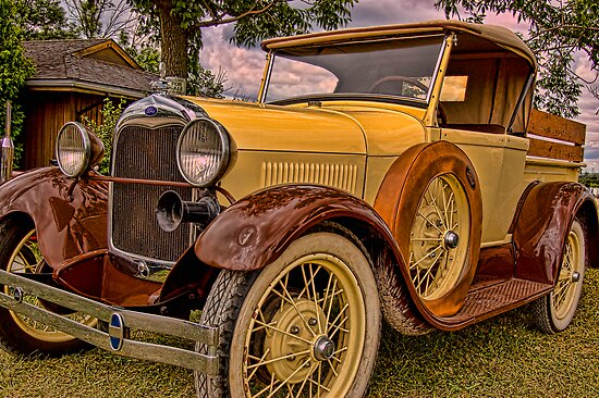 1929 Ford Roadster Pick-Up by sundawg7