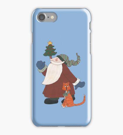 Juggling Santa iPhone Case/Skin