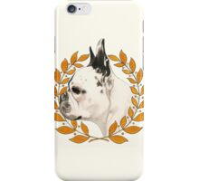 French Bulldog - @french_alice iPhone Case/Skin