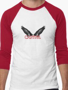Castiel Gripped Me Tight Men's Baseball ¾ T-Shirt