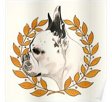 French Bulldog - @french_alice Poster