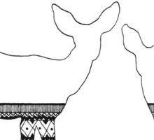Aztec Bambi Sticker