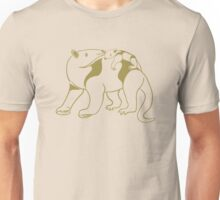 Mother & Baby: Tamandua Unisex T-Shirt