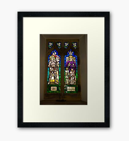 St Mary's Church Framed Print