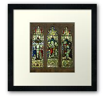 St Mary's Church. Framed Print